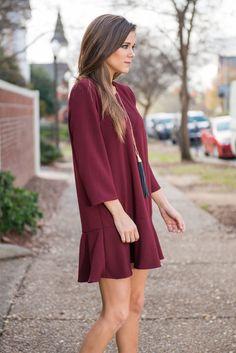 Same Love Dress, Wine