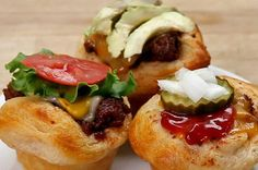 Watch the full recipe video from BuzzFeedTasty here: | These Hamburger Cups Are An Inexpensive And Easy Meal For Anyone