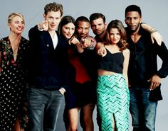 The Originals will hold their #SDCC panel at 12:50pm on Saturday, July 23!