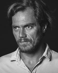 Michael Shannon | by Justin Bishop