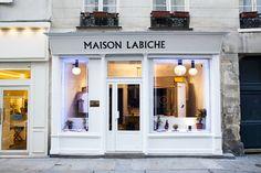 Maison Labiche ouvre sa premiere boutique dans le Marais a Paris