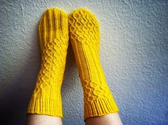 """This is the second sock featured in the Claire Ellen Sock Club. The Fraternal Pairs Fili (teal) & Kili (lime) are actually 2 complementary patterns, both written for right & left foot. As the SKA challenge in October is Fraternal pairs, you can """"choose your own adventure"""" with these."""