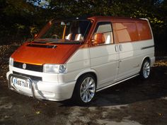VW T4 Surf Bus, Campervan, created by J P Autos, Stockport