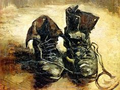 IDS 302 Project: Vincent van Gogh: Pair of Old Shoes