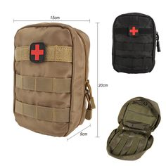 This Emergency Outdoors Tactical Medical First Aid Kit Bag is flying off the shelves so fast, So come order yours now while supplies last!!