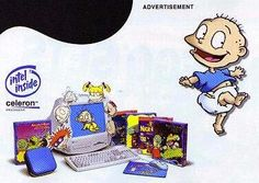 The Rugrats Computer by Gateway