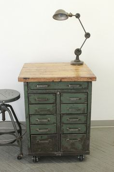 Dorset Finds Store — Heavy Duty Extra Large Industrial Drawers, ca 1940s
