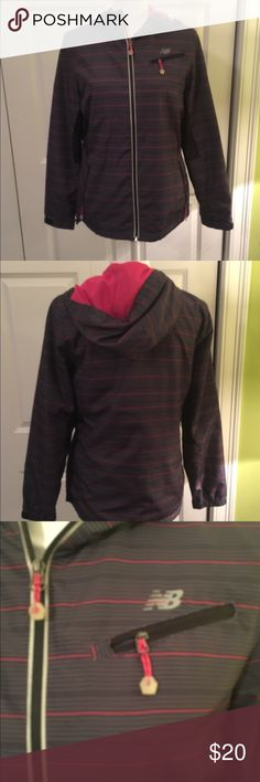 New Balance Windbreaker Like New and Lined New Balance Jackets & Coats