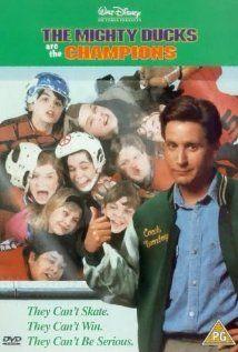 The Mighty Ducks - 1992