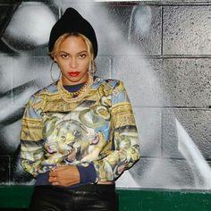 Beyonce Urban Fashion