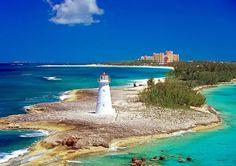 Paradise Island, Nassau, Bahamas!