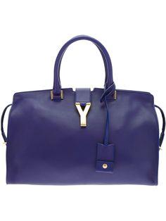 Yves Saint Laurent Bolsa Azul. - Sn3 - farfetch.com.br