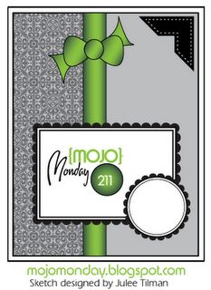 Mojo Monday #211