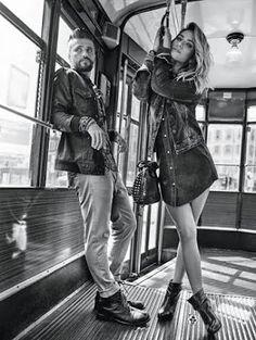Chic e Fashion: Grife italiana REPLAY cria coleção para C&A