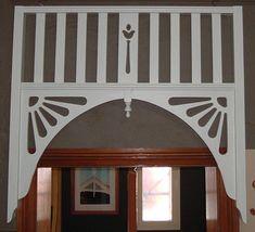 Internal fretwork arch styles projects pinterest pedestal hallways and website - Veranda decoratie ...