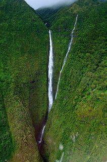 Molokai Waterfalls | Flickr - Photo Sharing!