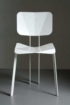 origami chair | simple clean line