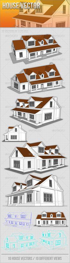 VECTOR DOWNLOAD (.ai, .psd) :: http://hardcast.de/pinterest-itmid-1004737707i.html ... House Vector ...  ai, architecture, building, door, eps, home, house, illustrator, modern, vector, window  ... Vectors Graphics Design Illustration Isolated Vector Templates Textures Stock Business Realistic eCommerce Wordpress Infographics Element Print Webdesign ... DOWNLOAD :: http://hardcast.de/pinterest-itmid-1004737707i.html