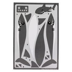Paper model   Shark