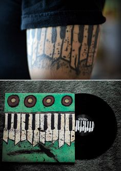 i've wanted the ugly organ cover as a tattoo forever now