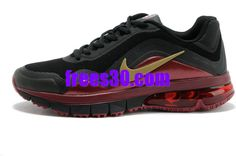Nike Air Max TR 180 Leather Mens Claret Red Black Gold 365336 298,Cheapfrees30v5 com