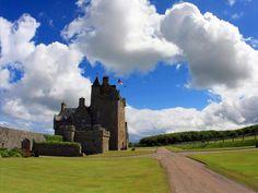 Ackergill Tower: Caithness, Scotland