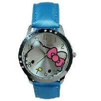 Hello Kitty Wrist Watch - Blue