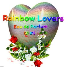 Rainbow Lovers Eau de Parfum Rosen Pan und Fresien