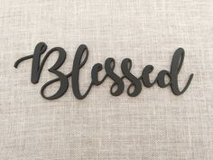 It is laser cut MDF Wood. Available colors are red chestnut, black and white . If you need any other color please let us know . Last Name Signs, Family Name Signs, Wooden Words, Wooden Signs, Wooden Wedding Guest Book, Wedding Guest Book Alternatives, Mdf Wood, Word Families, Decorating Tips