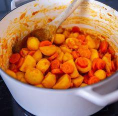 Krompir corba- Potatissoppa från Balkan - ZEINAS KITCHEN