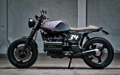 Custom BMW K100 by Morecyclos