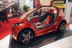 Een elektrische auto duur? Dat valt wel mee. De Duitse Colibri EV van Innocative Mobility Automobile (IMA) is er al voor 10.000 euro. Colibri EV De Colibri is voorzien van een 6,5 kWh lithium-ion accu en heeft een actieradius van 110 km. Volgens de Duitsers gaat de accu zo'n 2.000 laadcycli mee, wat neerkomt op …