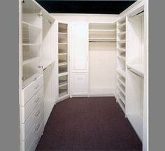 Find Walk In,Reach In & Custom Closets at Organize Solutions