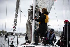 Keeping Your Sails & Rigging Safe in Heavy Weather | Cruising World