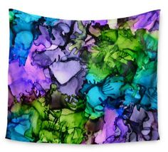 Cellar Door by Claire Day Wall Tapestry