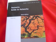 Network + Guide to Networks Sixth Edition EXCellent cond. #Textbook