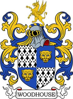 Woodhouse Family Crest