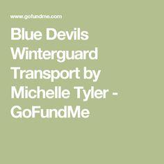 Blue Devils Winterguard Transport by Michelle Tyler - GoFundMe