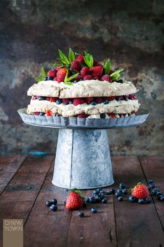 Layered Hazelnut Pav