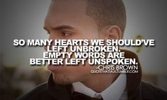chris brown quote