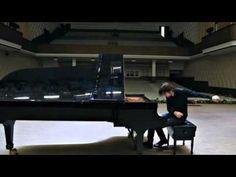 Trifonov plays Prokofiev Sonatas 1 and 3 (and encore)