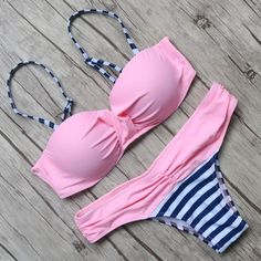 Bikini Swimsuit Swimwear Women 2016 Push Up Brazilian Bikini Set Bathing Suit