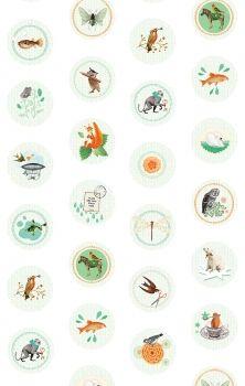 Wallpaper Vintage Friends by Pimpelmees
