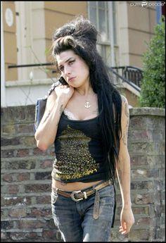 - Amy Winehouse