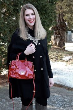 Cape Coat Stylewe Giveaway & Confident Twosday