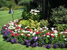 I want my garden to look like this.