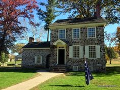 Learning about the Legacy of Washington's Army by Visiting Valley Forge National…