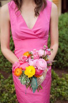 pretty #pink #bouquet