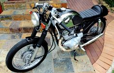 Honda Cafe Racer CD 200 #Expresso | Port Elizabeth | Gumtree South Africa | Honda Cafe Racer CD 200 #Expresso