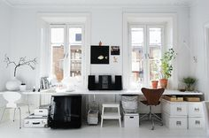 Home office inspiration – Husligheter.se